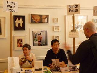 Poets Wear Prada/Bench Press