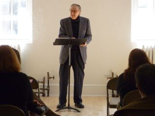 Reading: Norman Beim