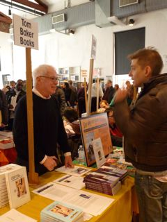 Tom Baker Books