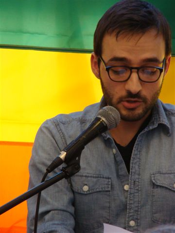 Poetry Salon 2011—Angelo Nikolopoulos