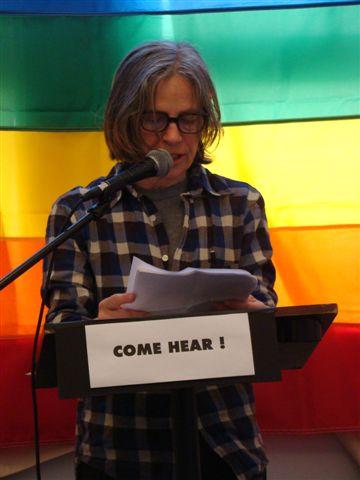 Poetry Salon 2011—Eileen Myle
