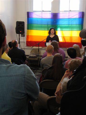 Poetry Salon 2011—erica kaufman