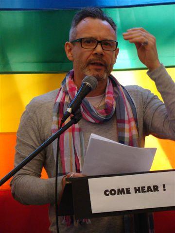 Poetry Salon 2011—Guillermo Filice Castro