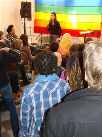 Poetry Salon 2011—Joanna Hoffman