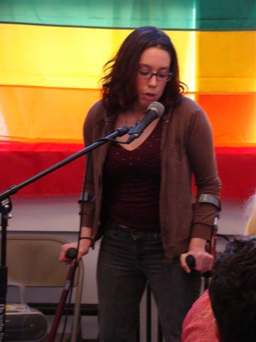 Poetry Salon 2011—Natalie E. Illum