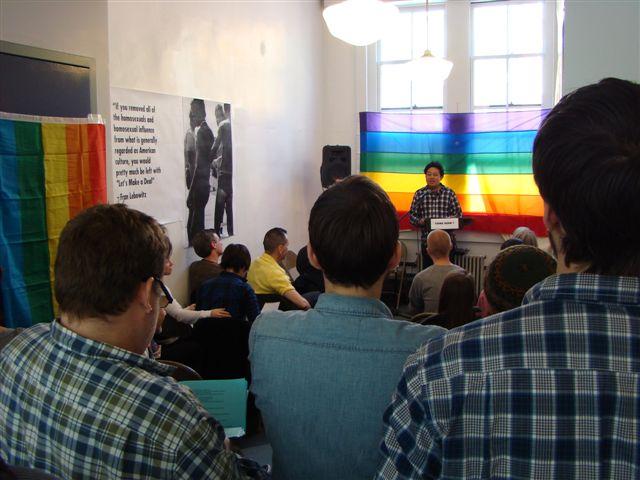 Poetry Salon 2011—Regie Cabico