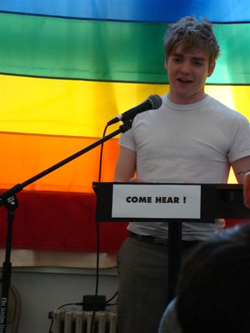Poetry Salon 2011—Sean Patrick Conlon
