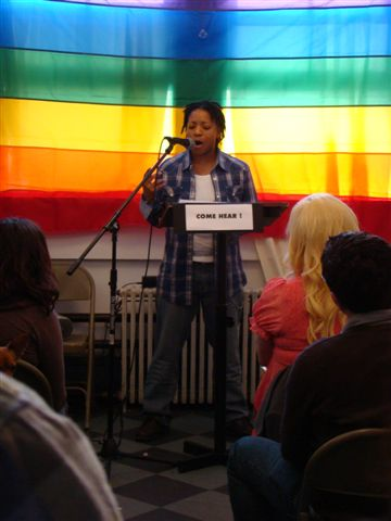 Poetry Salon 2011—Tanika La Dawn Harbor