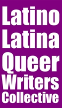 latino latina queer writers collective logo 2013sm