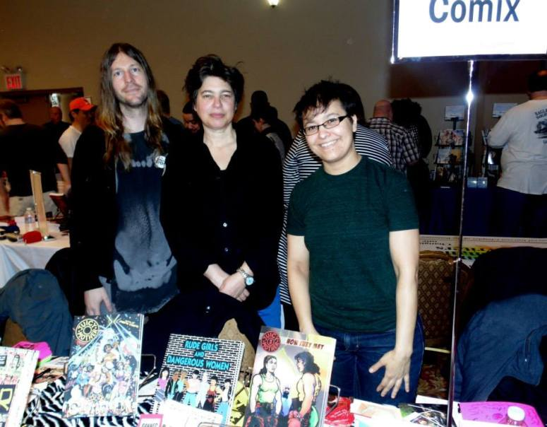 RBF6—Exhibitions, Queer Comix Photo by Jon Nalley
