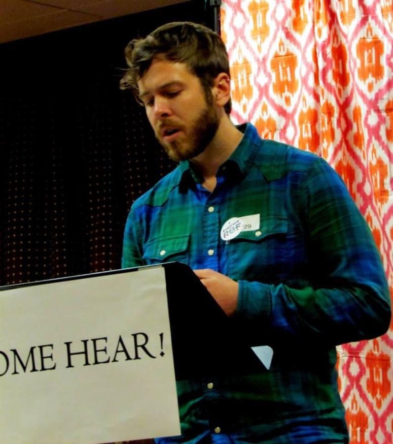 RBF6—Poetry Salon Photo by Jon Nalley