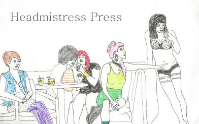 high res logo Headmistress Press